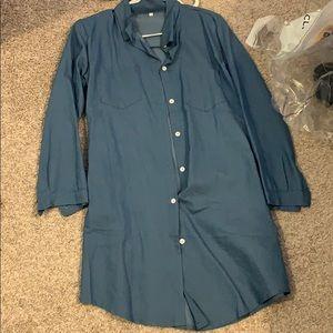 Dresses & Skirts - Jean dress